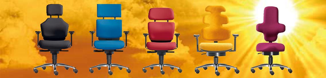 Bürostuhl-Bonn - zu unseren Designer Drehstühlen